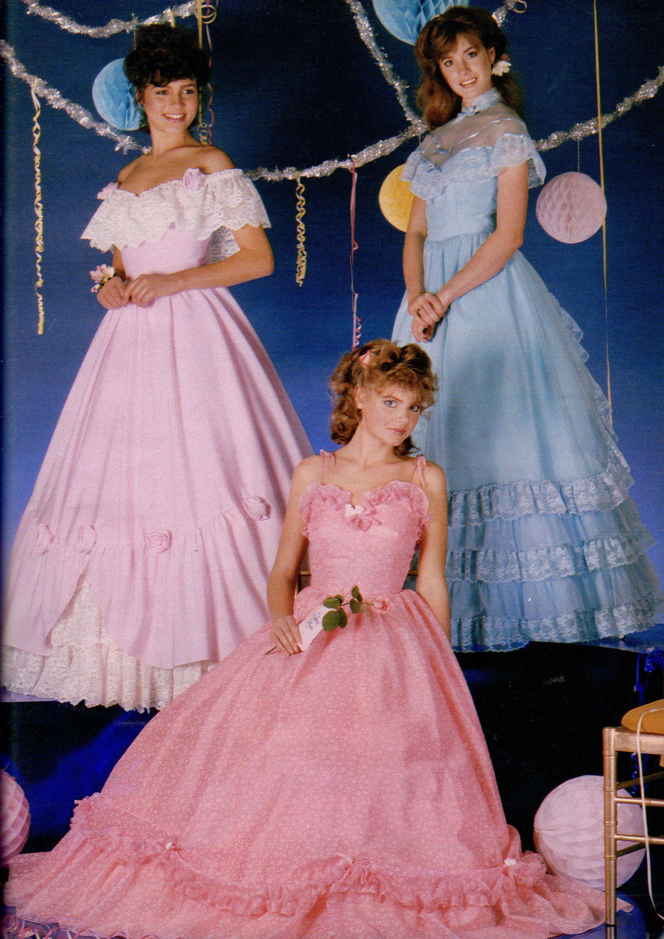 Nadine 1983 In 2021 Cotillion Dresses Prom Dresses Vintage Vintage Style Dresses [ 3072 x 2172 Pixel ]