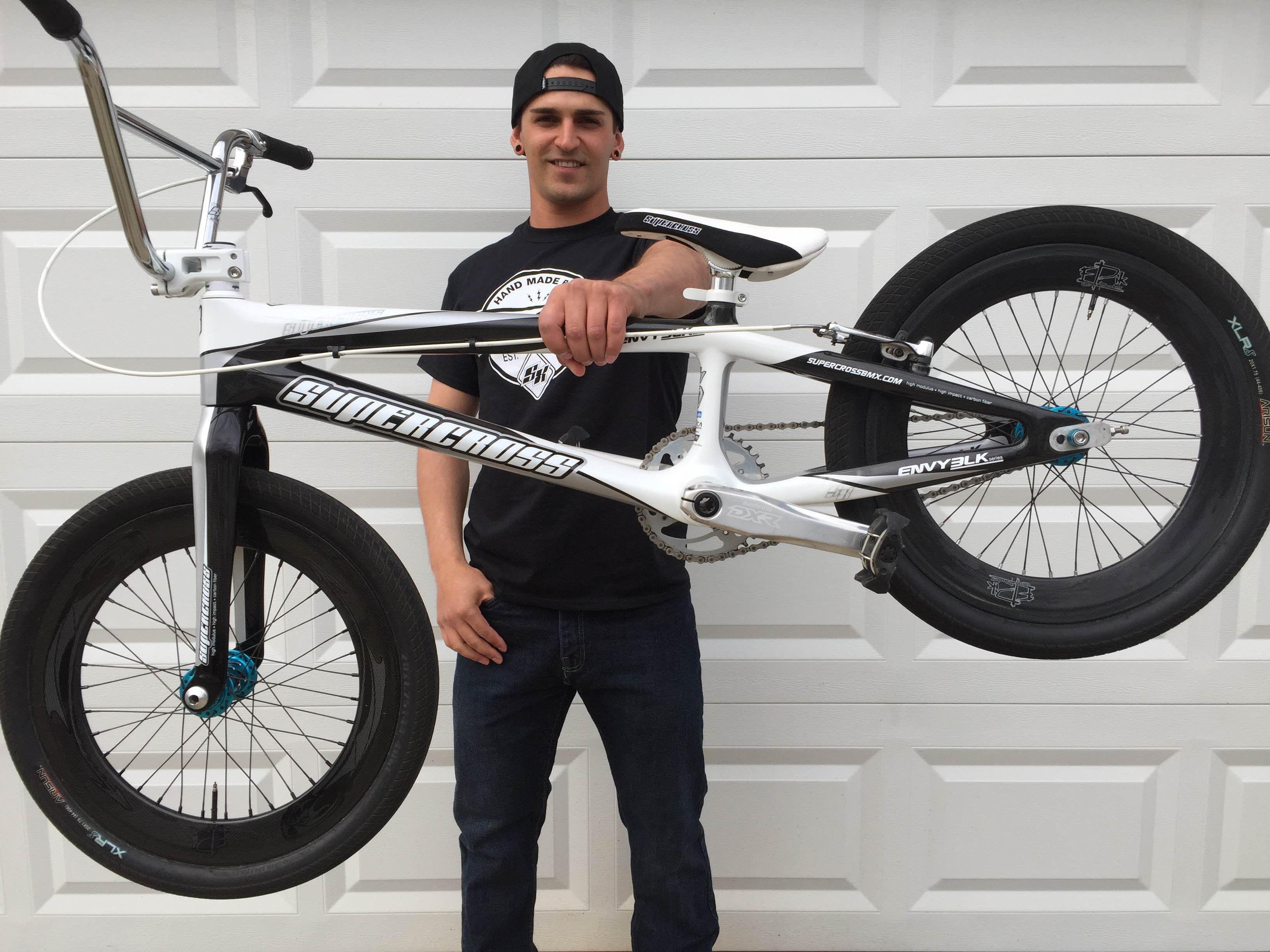 New A Pro KJ Romero and his Supercross ENVY BLK | BMX | Pinterest