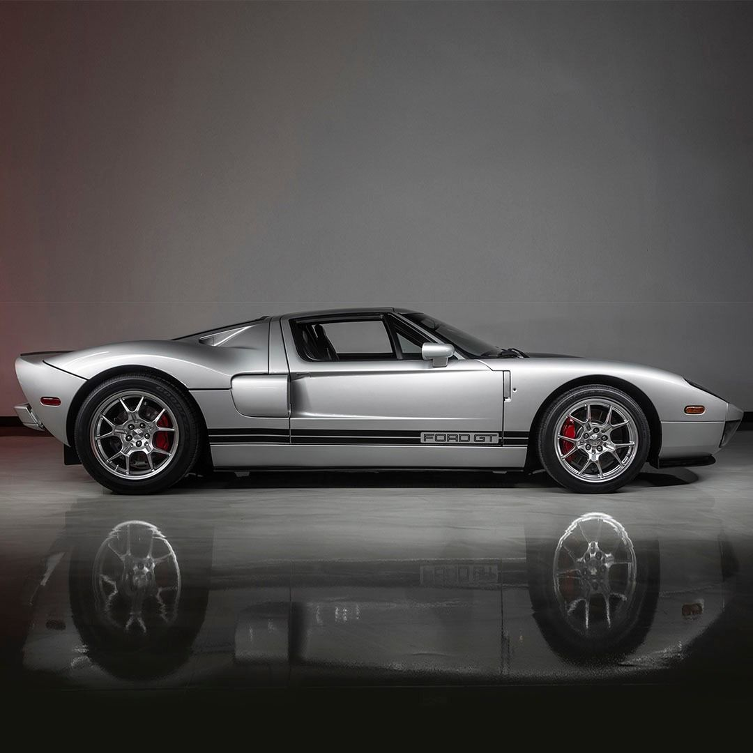 2005 Ford Gt Vin 003 Ford Gt Ford Gt 2005 Ford