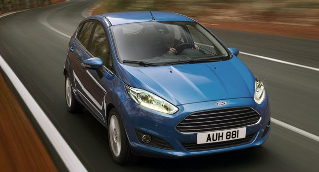 Next Generation Ford Fiesta To Be Built Exclusively In Germany For European Markets Best New Cars Ford Best Cars To Lease