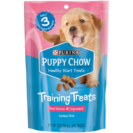 Purina Puppy Chow Training Treats Healthy Start Salmon Treats 7