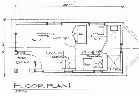 Show Model Bungalow Sale Tiny House Floor Plans Cottage Floor Plans Tiny House Plans
