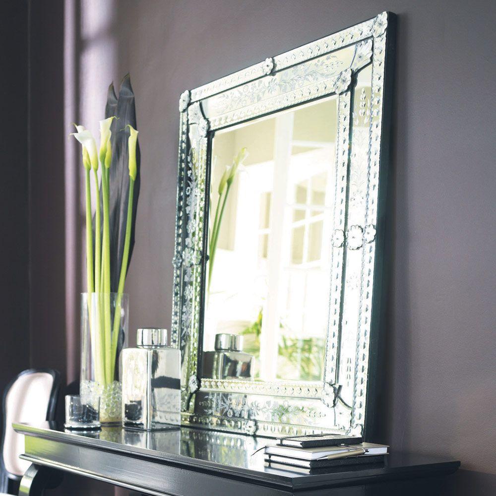 miroir v nitien pour coiffeuse chambre pinterest. Black Bedroom Furniture Sets. Home Design Ideas