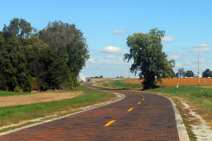 Check out this original brick pavement on Route 66 in Illinois ... on il county map with roads, illinois highway atlas, illinois state, central indiana state map with roads, illinois highway construction status, illinois capitol building, illinois highway map wisconsin, illinois geography and climate, map of indiana highways and roads, travel illinois roads, illinois major highways, illinois road closures, illinois highway map of 47, illinois highway wall map, illinois landforms, illinois highway map printable, google maps illinois roads, indiana county maps with roads, illinois city names,