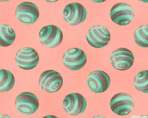 Bumble - Striped Spheres - Quilt Fabrics from www.eQuilter.com ... : modern quilt fabric online - Adamdwight.com