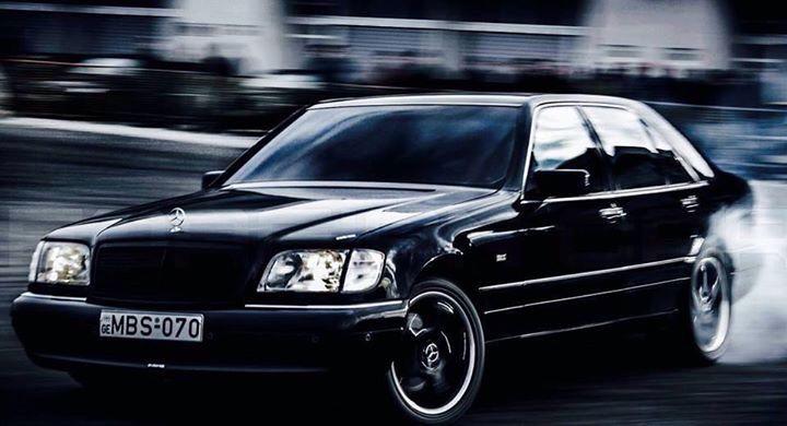 S Class, Mafia, Mercedes Benz
