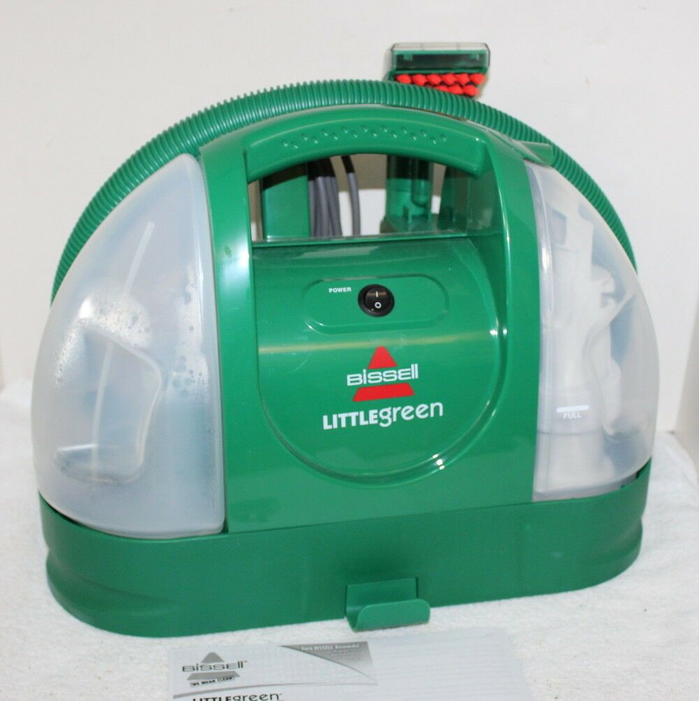 Bissell Little Green Spot and Stain Cleaning Machine 1400M ...
