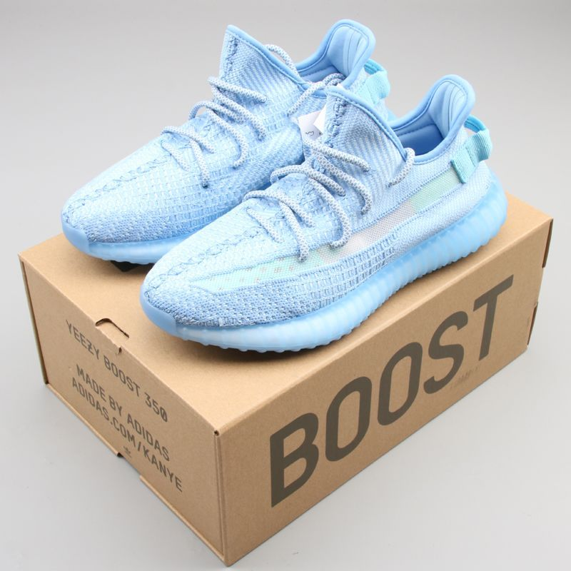 Cheap Adidas Yeezy Boost 350 V2 Ice Blue Outlet Adidas Shoes Yeezy Sneakers Adidas Yeezy Boost 350