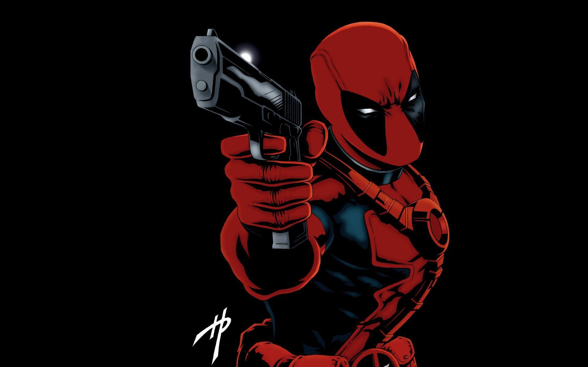 Comics Deadpool Wallpaper Marvel Pinterest Deadpool Wallpaper