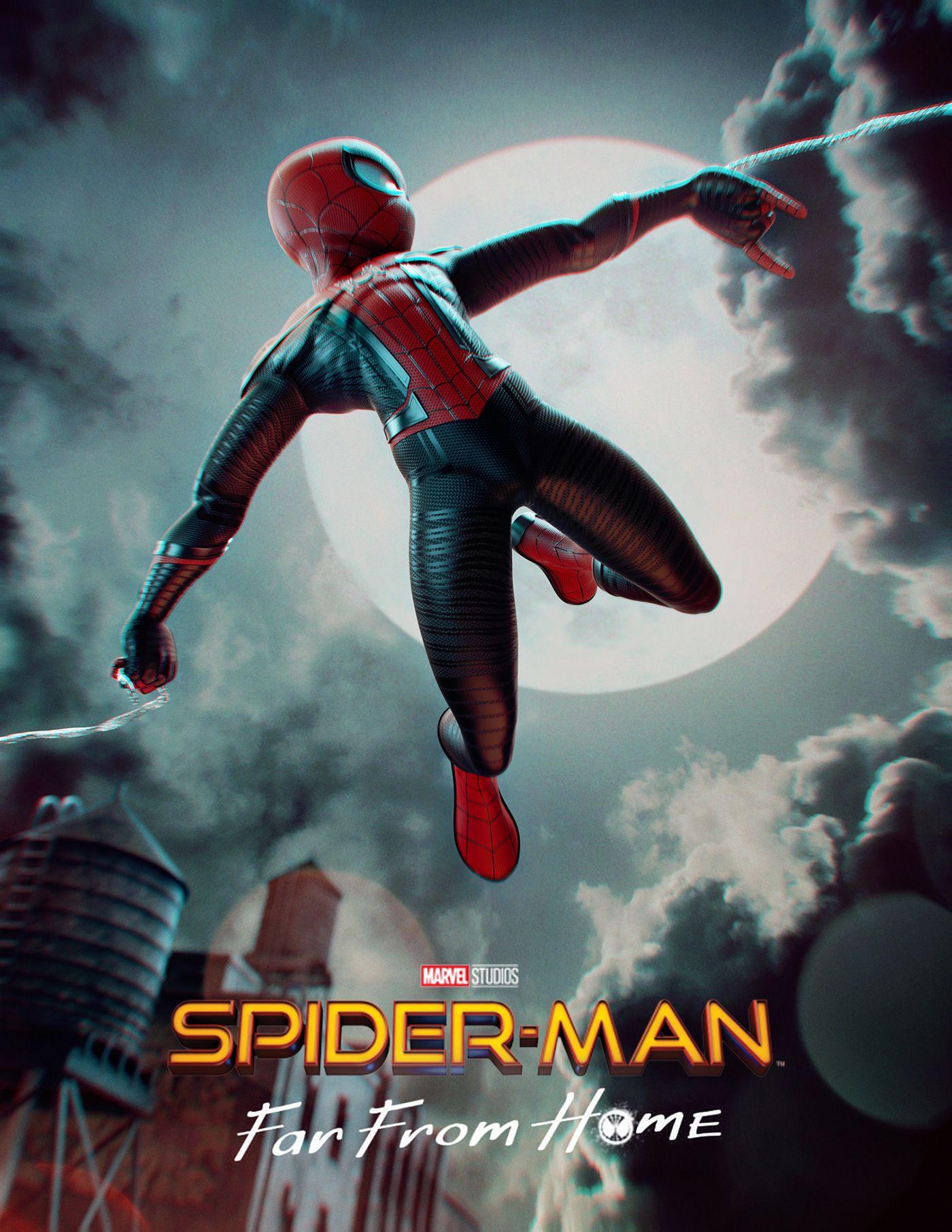 Ver Spider Man Lejos De Casa 2019 Pelicula Completa En Espanol Full Hd 1080p Spiderman Dibujos Animados Spider Man Personajes De Marvel