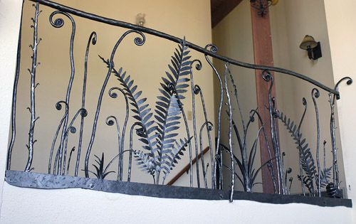 Nature Railing Wrought Iron Stair Railing Wrought Iron Stairs Iron Stair Railing