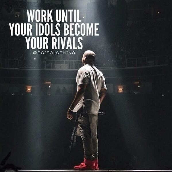 until your idols become your rivals - Buscar con Google