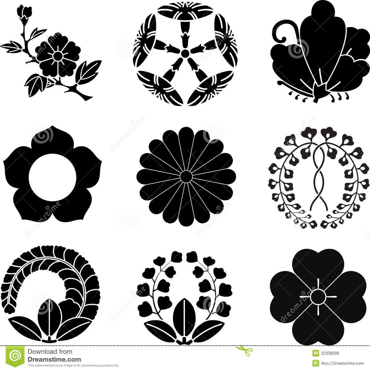 Httpthumbsdreamstimezjapanese family crests 22338099g bildresultat fr snow family crest of japan biocorpaavc