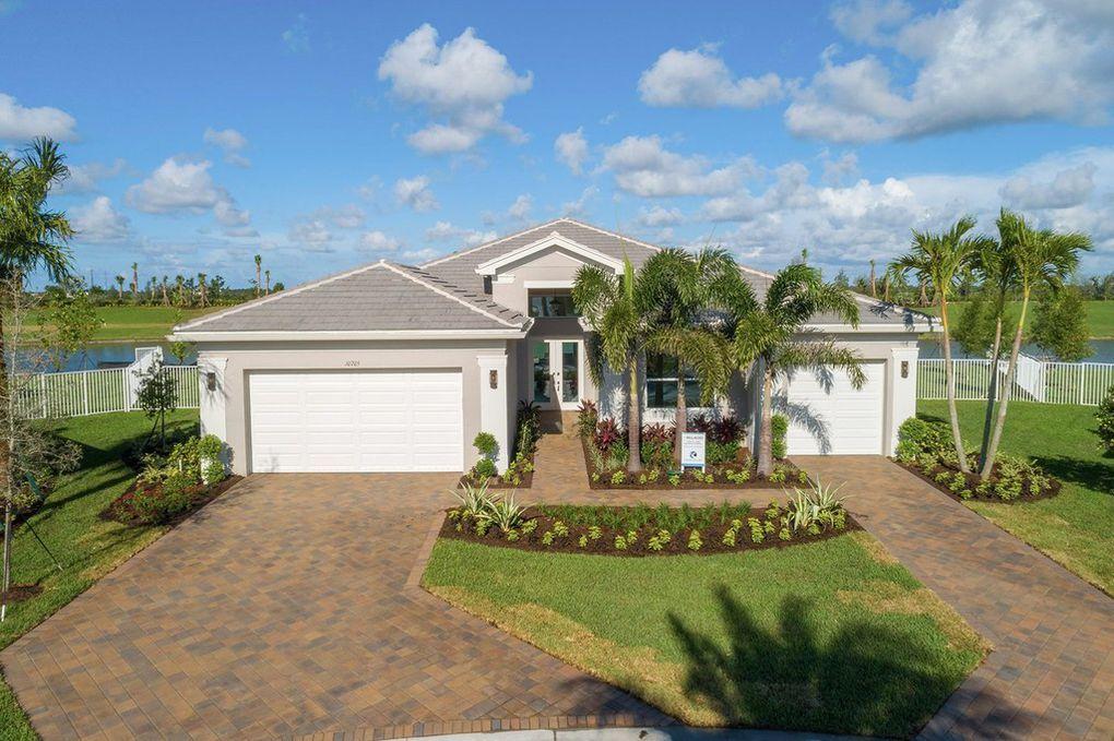 10735 Sw Matisse Lane Port Saint Lucie Fl 34987 Victorian Homes Ranch House Florida Real Estate