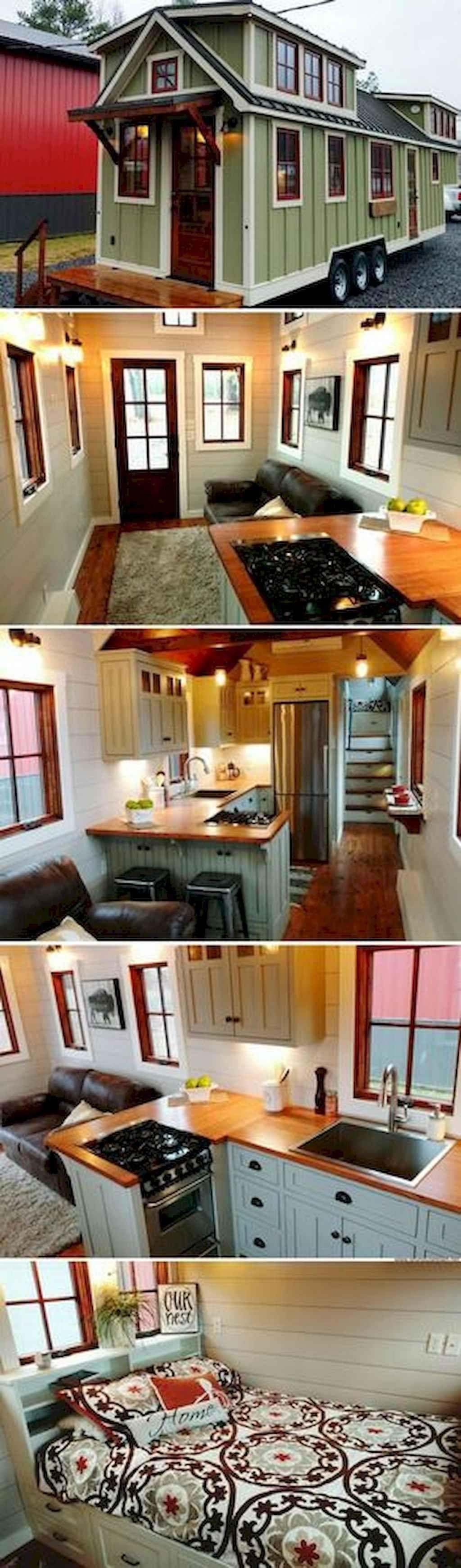 65 cute tiny house ideas & organization tips (1