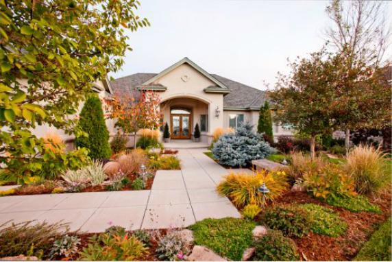 Front Yard Northern Colorado Landscape | Colorado ... on Front Range Outdoor Living id=57999