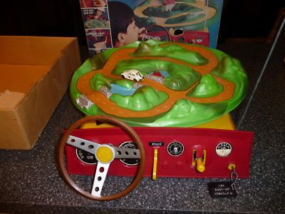 Vintage Toys Of The 1970 S Steer N Go Driving Skill