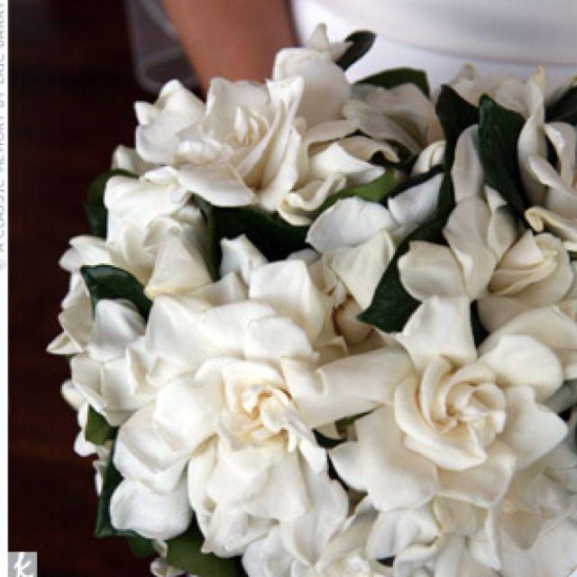 Gardenia Bouquet Gardenia Wedding Calla Lily Wedding Flowers Gardenia Bouquet