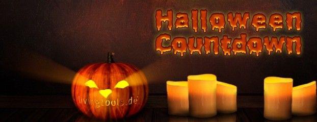 """Schaurig"" gute Gutscheine im Herbst... der Halloween Countdown bei Livingtools:  http://livingtools.de/blog/gutscheine-livingtools-herbst/"
