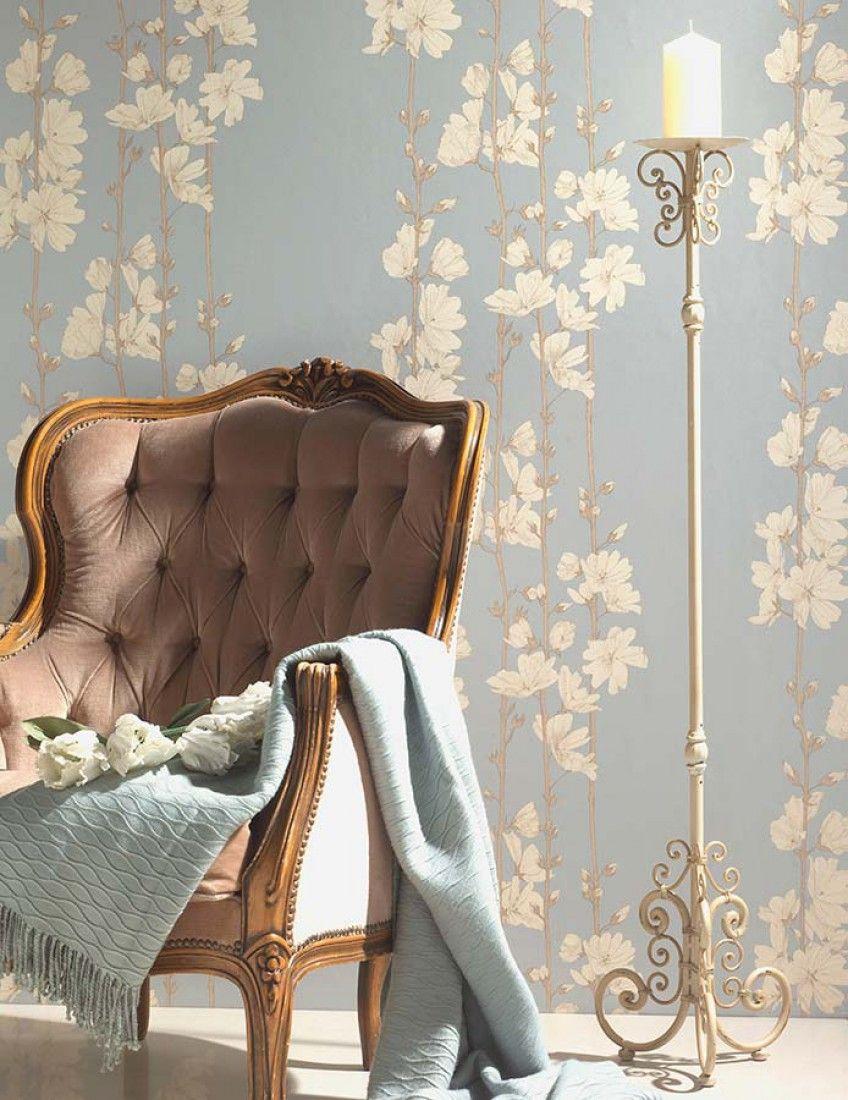 Hera hall papel pintado papel pintado dormitorio y - Muebles kiona heras ...