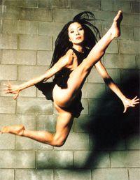 Asian Female Martial Arts
