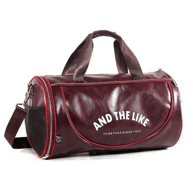 d625e35b2089cc Vintage Gym Bag | Retro Gym & Duffel Bags | Mens gym bag, Gym bag ...