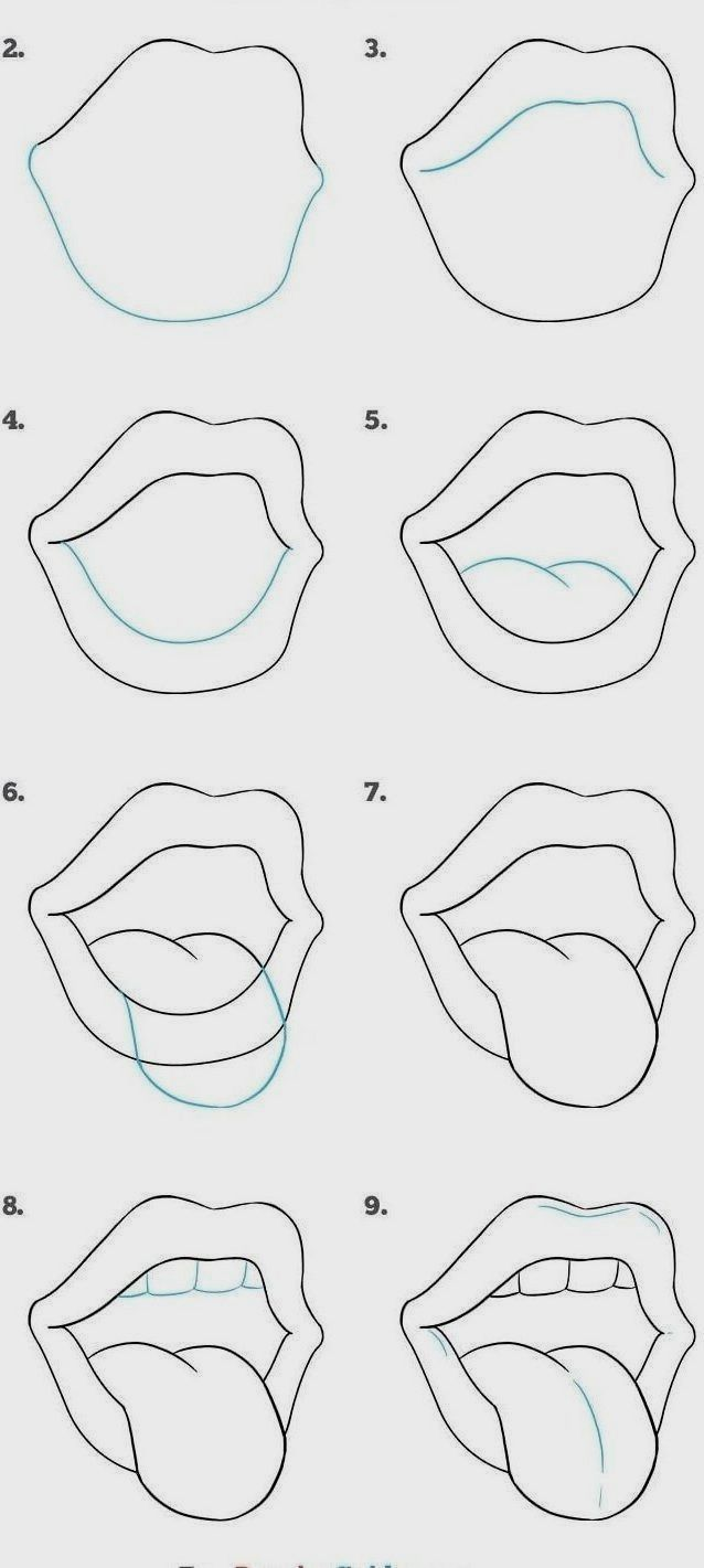 20 Easy Drawing Tutorials For Beginners Cool Things To Draw Step By Step Easy Drawing Tutorials For Drawing Tutorial Easy Cute Easy Drawings Easy Doodle Art