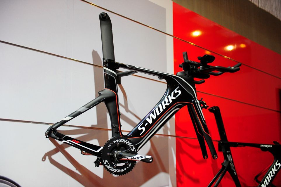 New Paint On The Specialized S Works Shiv Tri Harder Pinterest