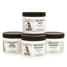 Windrift Hill Goats N Oats Goats Milk Body Butter For Very Dry Skin