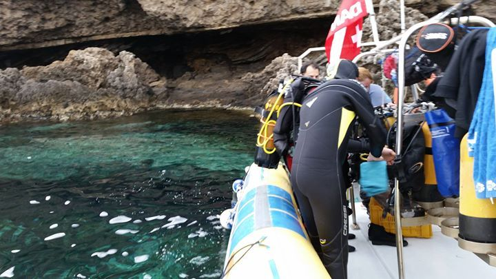 Weekend Diving Ponte 25 Aprile | Ustica
