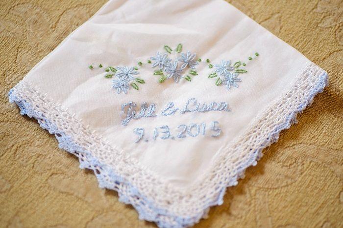 Something blue wedding | Romantic Rome Garden wedding | Fab Mood