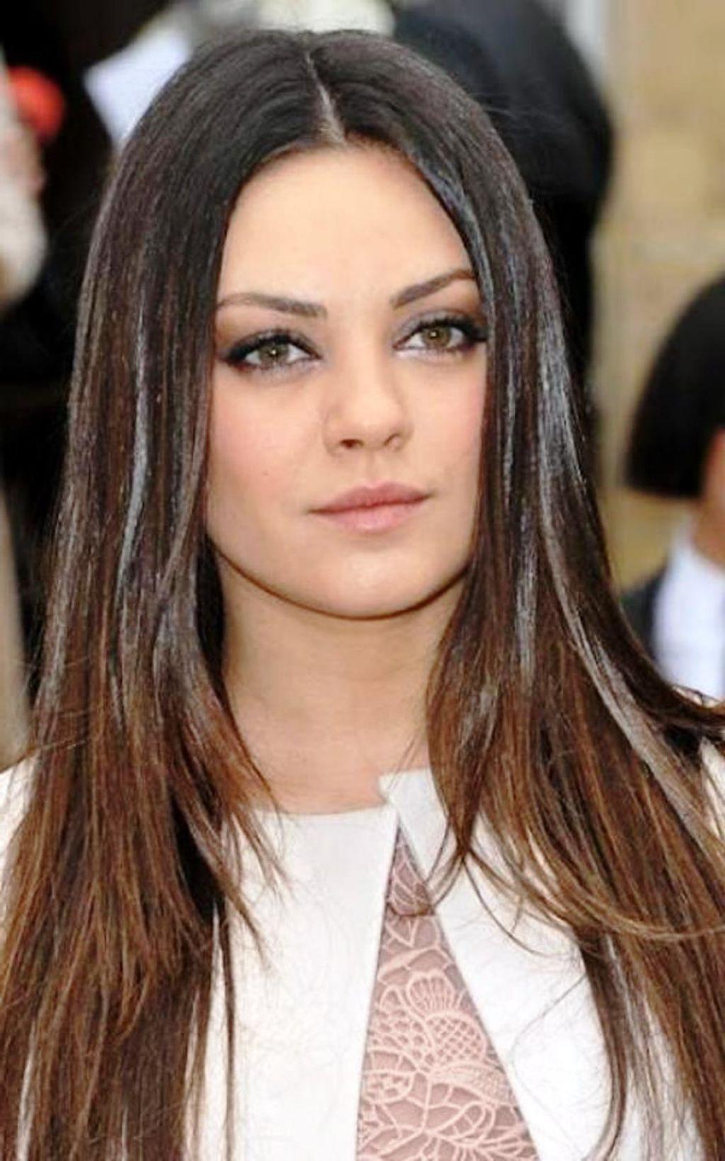 Haarschnitt Für Lange Haare Für Rundes Gesicht Der Haarschnitt Für
