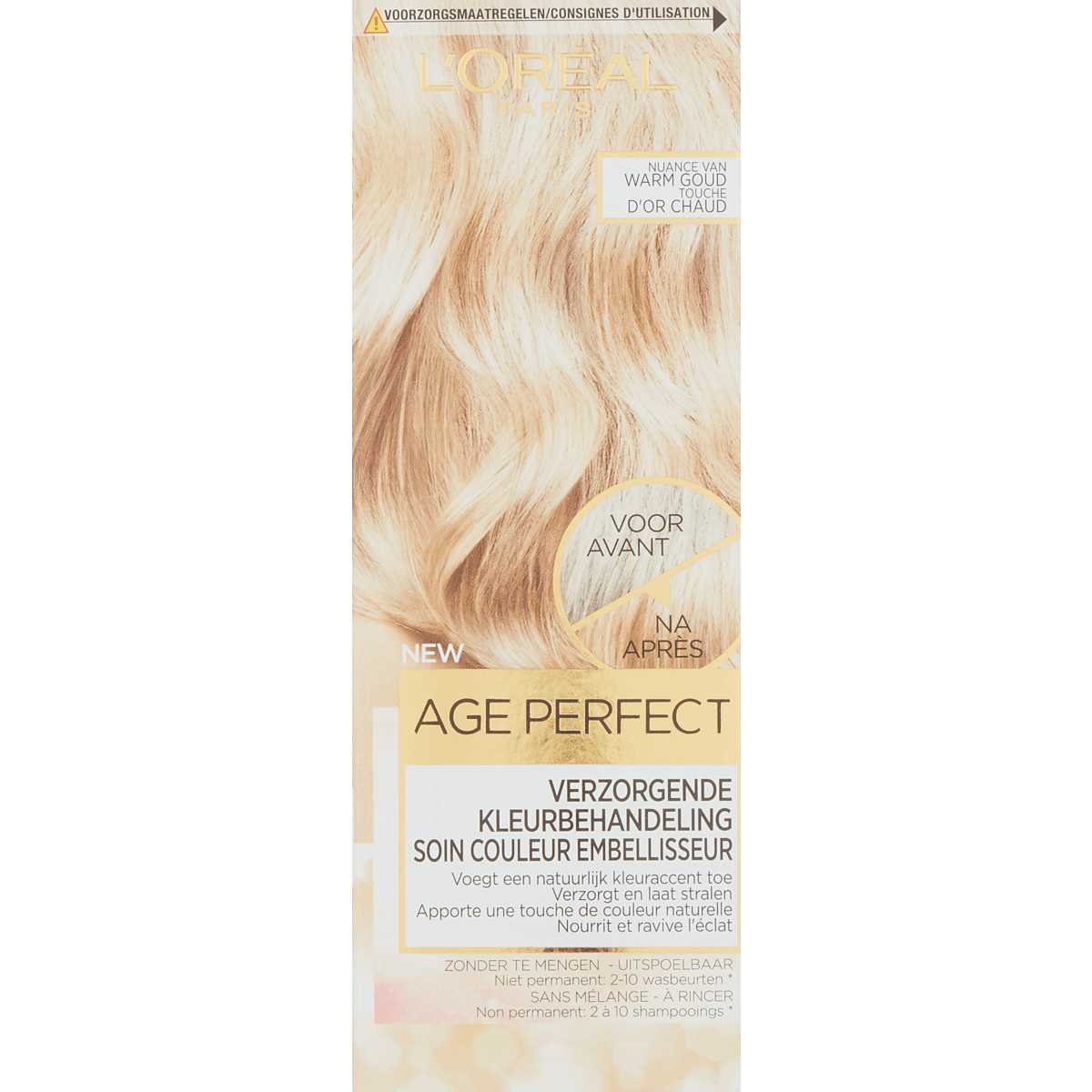 L\'Oréal Paris Age Perfect Color Age Perfect Soft Tones ...