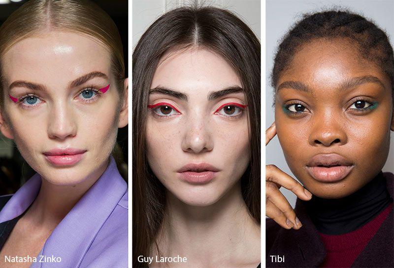 Fall Winter 2019 2020 Makeup Trends Makeup Trends Makeup Looks