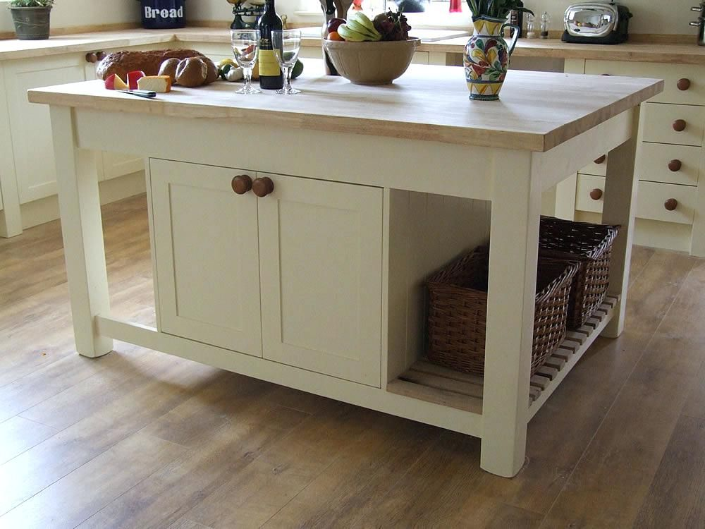 Free standing kitchen islands kitchen island free standing ...