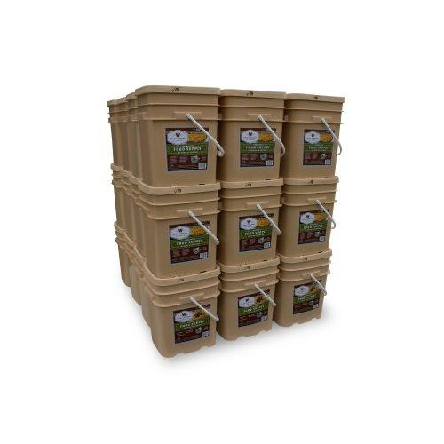 1 Year Bulk Family Food Supply For 4 People At 3 Servings Per Day 4320 Serving Supply Long Term Emerg Emergency Food Storage Food Storage Wise Food Storage