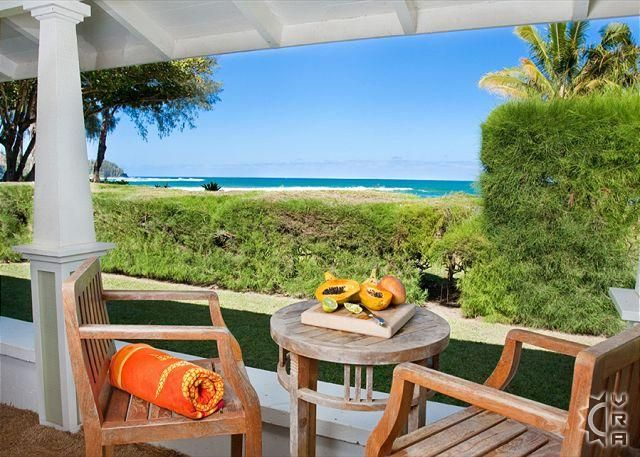 Hanalei Bay Surf Cottage, Vacation Rental in Hanalei North Shore Kauai Hawaii USA Private Home