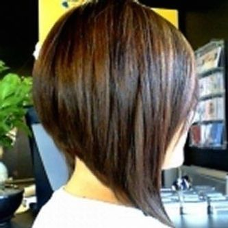 Easy Bob Hairstyles Impressive Bob Hairstyles The Back Cut Is Easybob Hairstyles The Back Cut Off