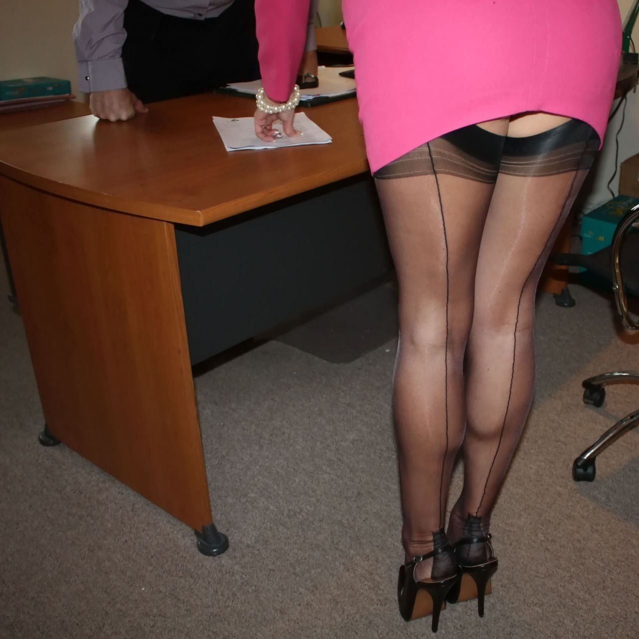 Isle Best Nylon Sex Tights And 84