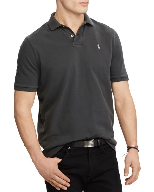 5b48dcc9 Polo Ralph Lauren Weathered Mesh Classic Fit Polo Shirt | Do it ...