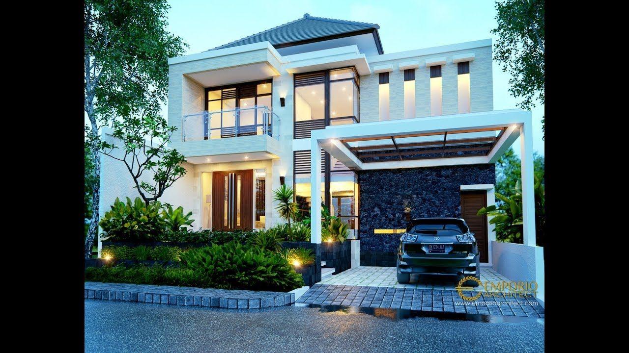 Desain Rumah Bapak Ivan Manado By Emporio Architect