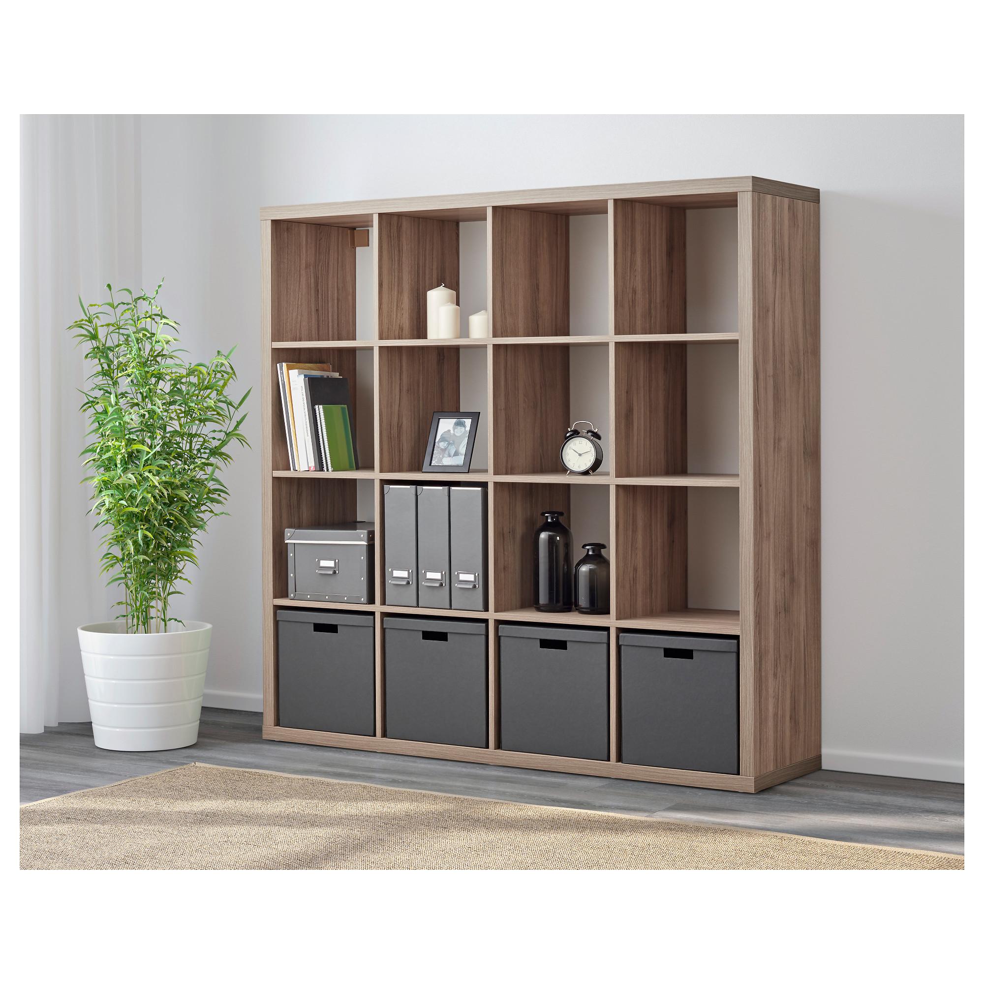 Kallax Shelf Unit White Kallax Shelf Unit Kallax Shelf And  # Meuble Angle Varde Ikea