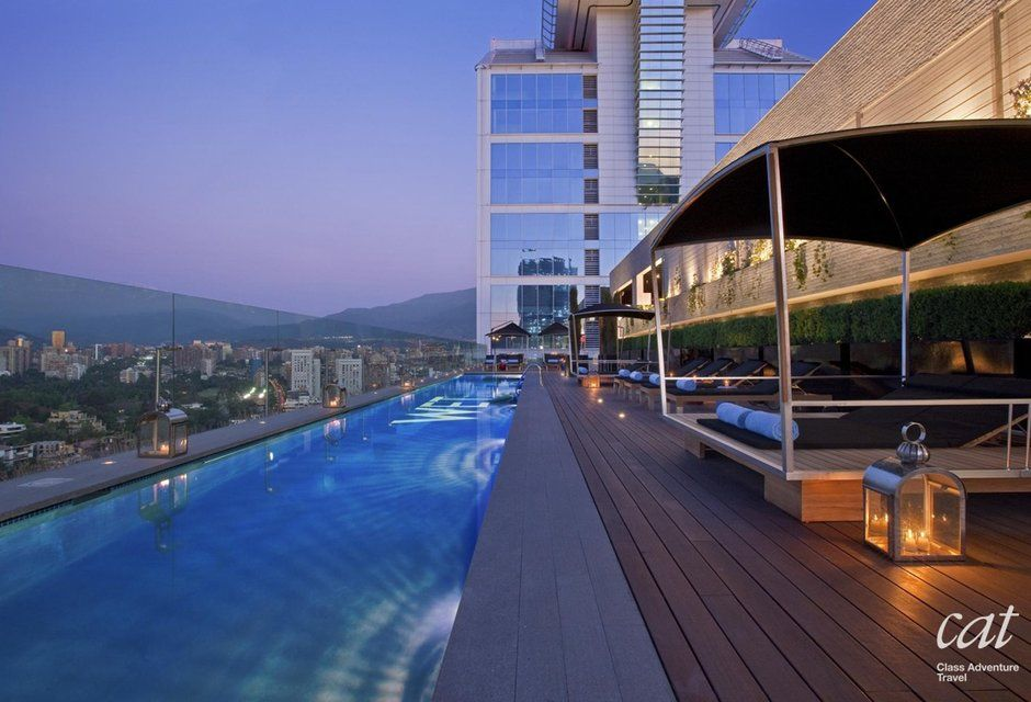 Top 5 Luxury Hotels In Santiago De Chile Santiago Beautiful
