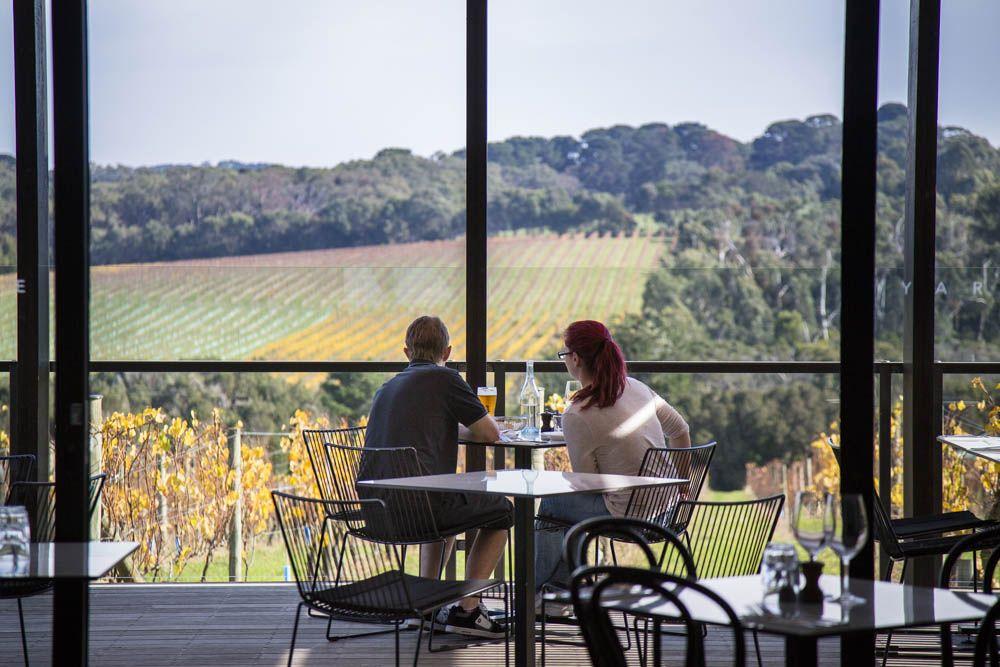 Wine Food Farmgate: Wilow Creek Vineyard, Mornington Peninsula