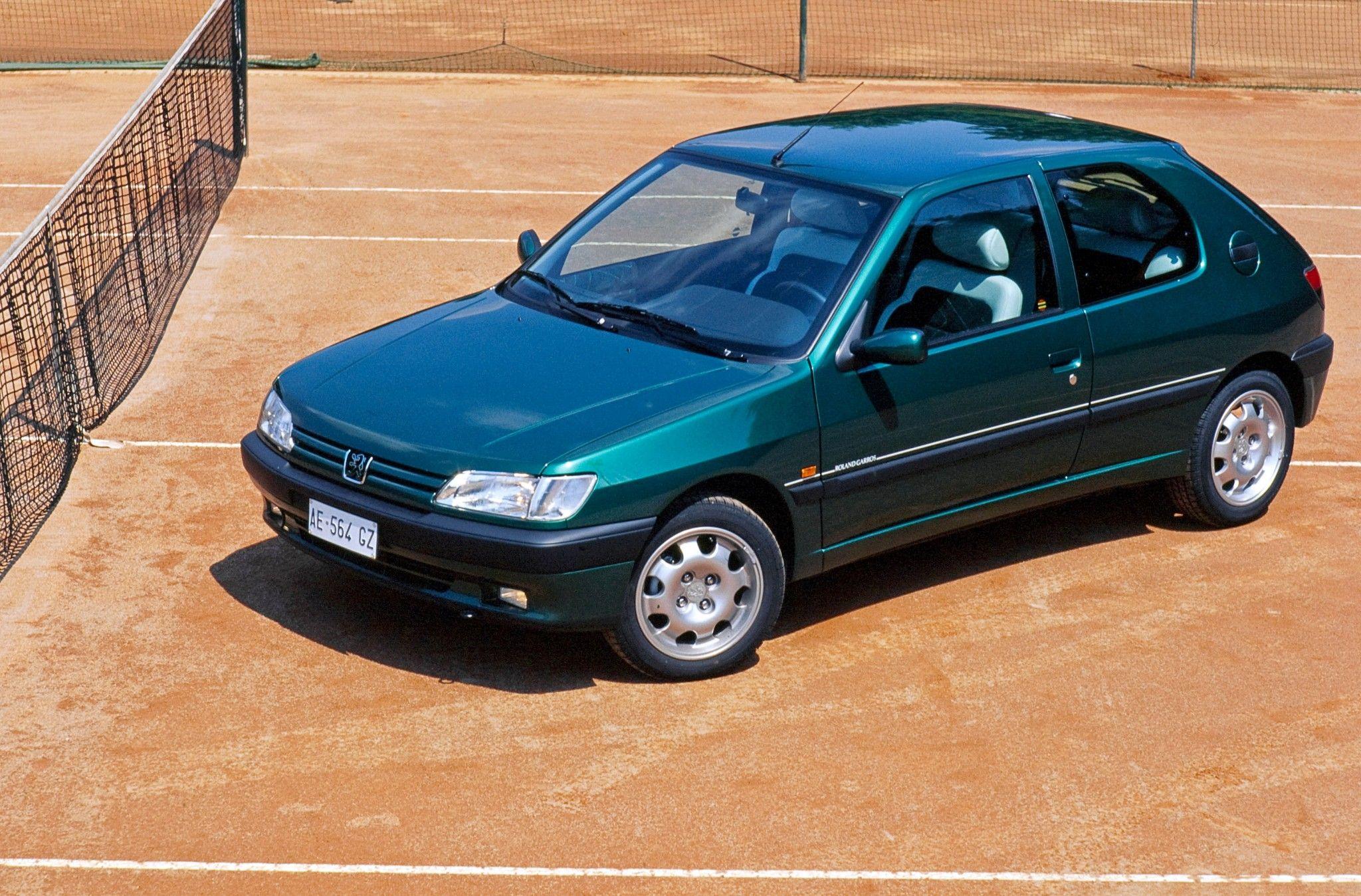 Peugeot 306 3 Door Roland Garros Worldwide 04 1994 96 Peugeot Car Vehicles