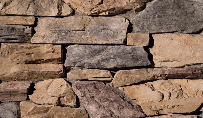 Eldorado stone shadow rock in willow color 2 10 for Eldorado stone kitchen