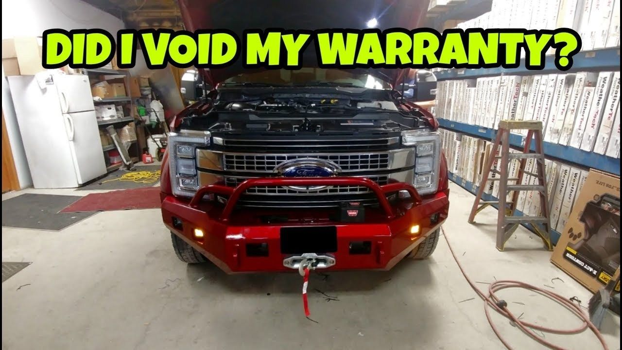 Latest Dodge RAM Do upgrades void your truck warranty