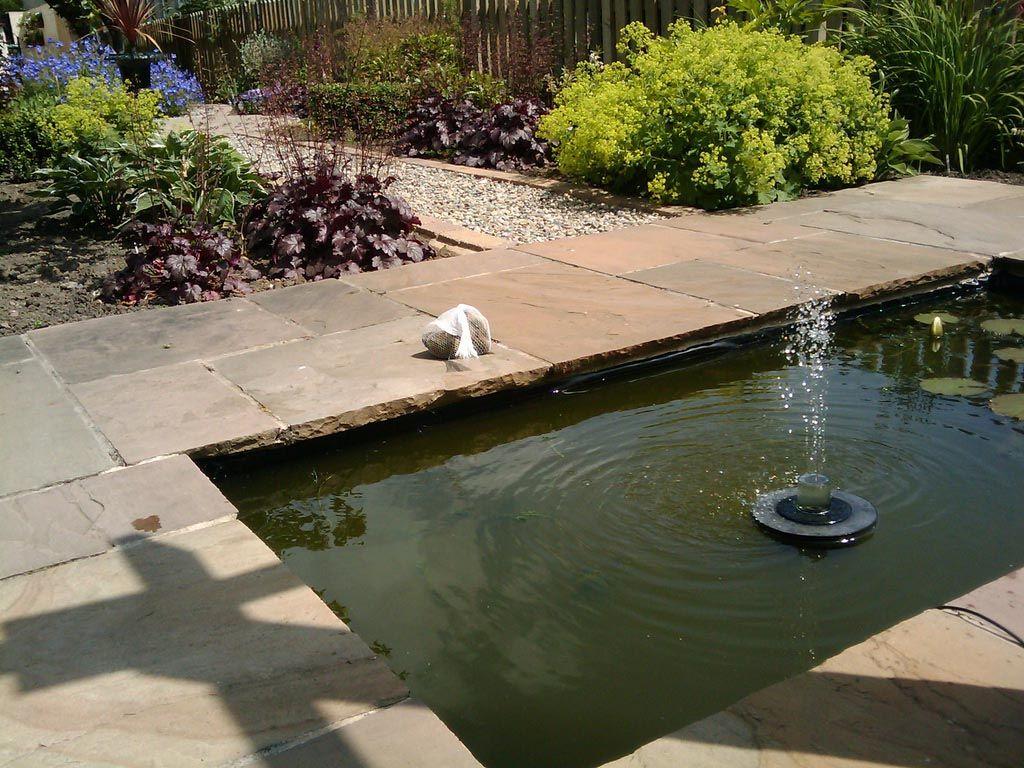 solar powered fountain outdoor fountains pinterest fountain