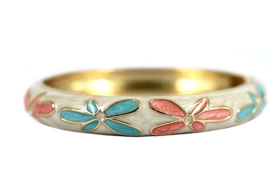Bracelet fleurs de Polynésie Bijoux fleurs Bracelets