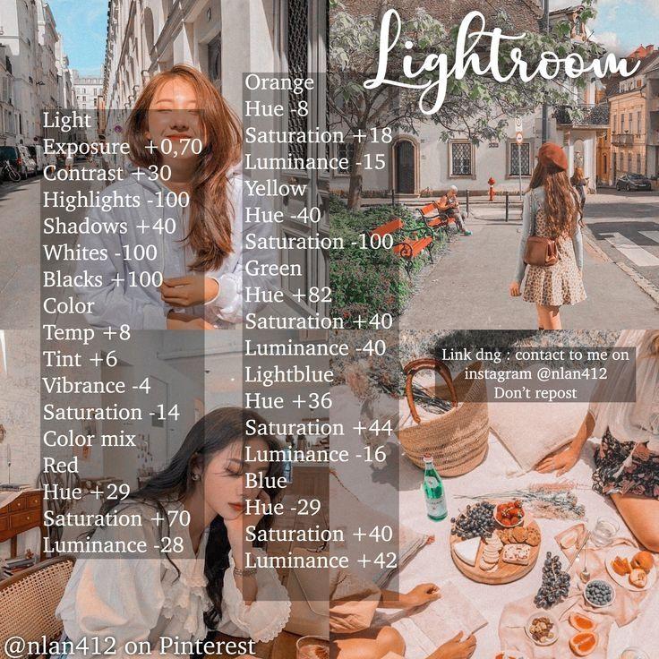 Lightroom Preset Editing Photography Vintage In 2020 Lightroom Editing Tutorials Lightroom Presets Tutorial Adobe Lightroom Photo Editing